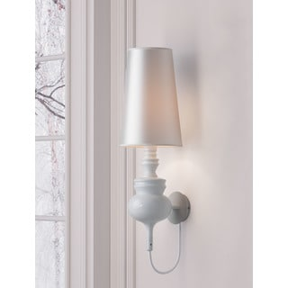 Zuo Idea Wall Lamp White