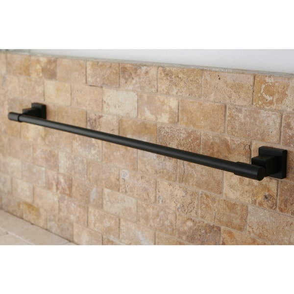 Oil Rubbed Bronze 24 Inch Towel Bar Free Shipping On