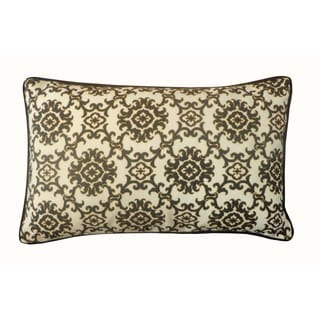 Jiti Outdoor Medallion 20-inch Long Pillow