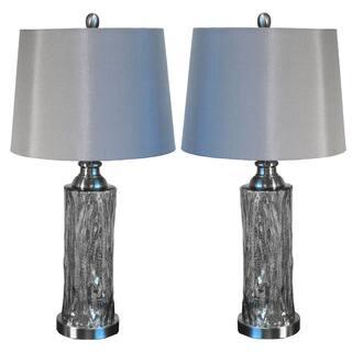 Casa Cortes Procida 27-inch Mercury Glass Table Lamp (Set of 2)|https://ak1.ostkcdn.com/images/products/9985668/P17136620.jpg?impolicy=medium