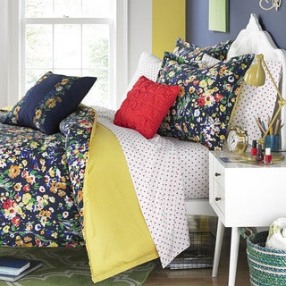 Teen Vogue Folksy Floral 3-piece Comforter Set