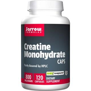 Jarrow Formulas Creatine Monohydrate Caps (120 Capsules)
