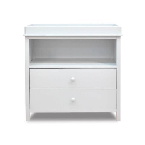 Mikaila Amber 2-drawer Dresser Changer