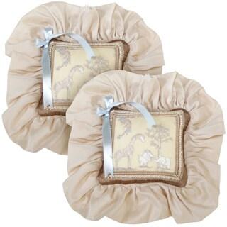 serengeti wee pillow set of 2