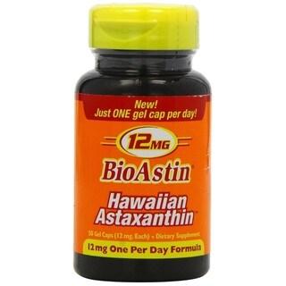 Nutrex Hawaii Bioastin Hawaiin Astaxanthin (50 Gel Caps)