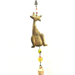 Here Kitty Wind Chime (India)