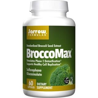 Jarrow Formulas BroccoMax 60 Vegetarian Capsules