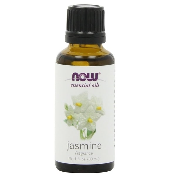 Now Foods 1-ounce Jasmine Oil. Opens flyout.