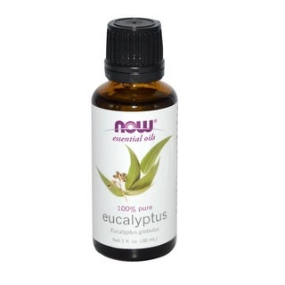 Now Foods 1-ounce Eucalyptus Essential Oil