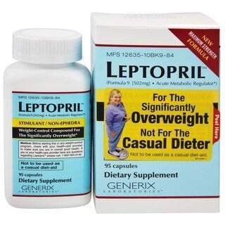 Generix Laboratories Leptopril (95 Capsules)