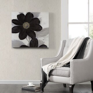 "Madison Park Ivo Stoyanov ""Midnight Bloom"" Embellished Canvas"