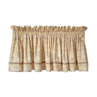 Serengeti Neutral Baby Window Curtain Valance|https://ak1.ostkcdn.com/images/products/9988279/P17138927.jpg?impolicy=medium