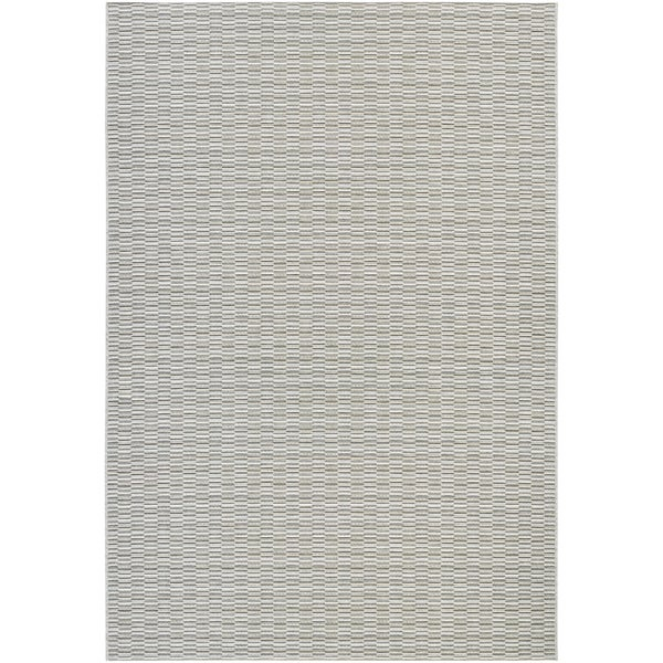Vector Camden Blue-Silver Indoor/Outdoor Area Rug - 7'10 x 10'9