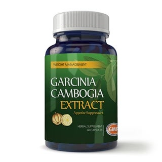 Totally Products Garcinia Cambogia 800mg HCA Natural Appetite Suppressant (60 Count)