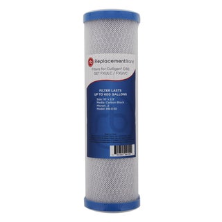 GE FXULC Comparable Whole House Carbon Block Filter