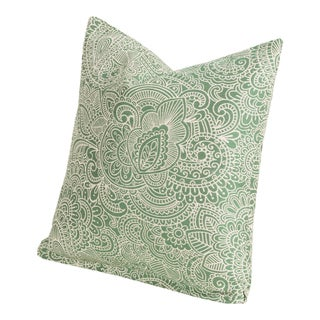 Island Emerald Indoor/ Outdoor Accent Pillow