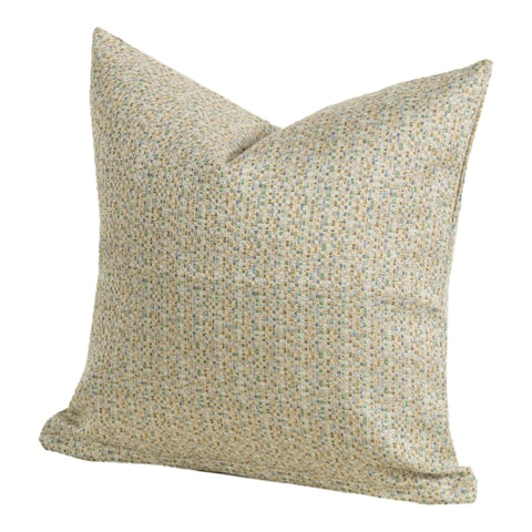 Sea Glass Pattern Indoor/Outdoor Accent Pillow