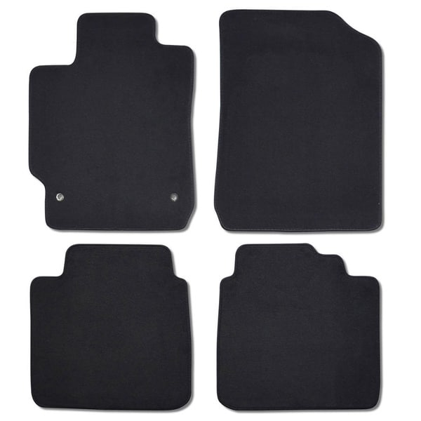custom fit floor mats for toyota camry 2007 2011 full set oem fit free shipping today. Black Bedroom Furniture Sets. Home Design Ideas