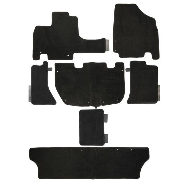 shop custom fit floor mats for honda odyssey 2011 2014. Black Bedroom Furniture Sets. Home Design Ideas