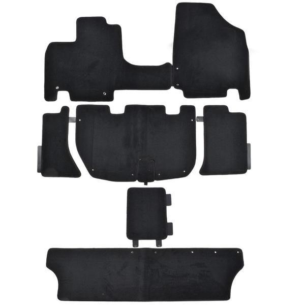 shop custom fit floor mats for honda odyssey 2008 full set oem fit free shipping today. Black Bedroom Furniture Sets. Home Design Ideas
