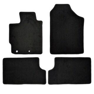 Custom Fit Floor Mats for TOYOTA YARIS 2007 - 2011 , Full Set OEM Fit