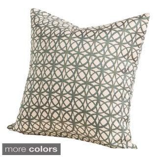 Suncrest Indoor/Outdoor Baltic or Gold Accent Pillow