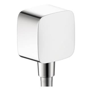 Hansgrohe Puravida Chrome Wall Outlet