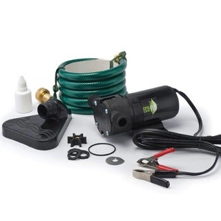 ECO-FLO Products PUP61 DC 12V CD 300 GPH Water Vac Transfer Pump
