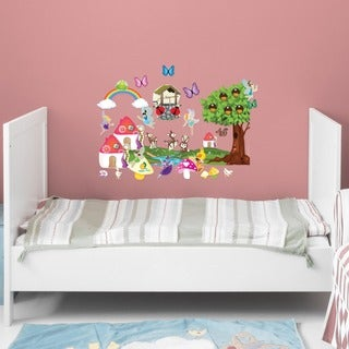 Fairy Friends Wall Decal Set