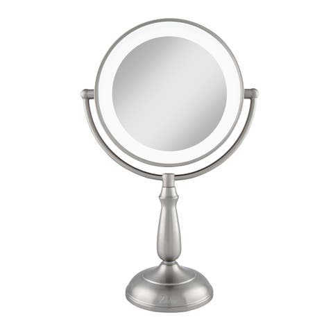 Buy Round Makeup Mirrors Online At Overstock Our Best