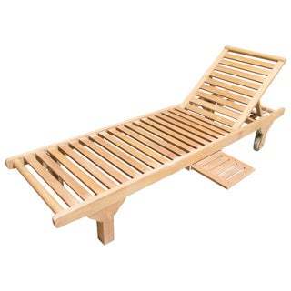D-Art Wheel Lounger Chaise