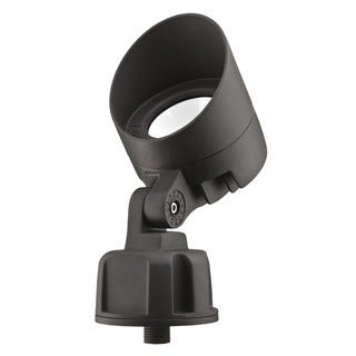 Lithonia Lighting OLB F 8 50K DDB M6 Bullet LED 5000K Black Bronze Floodlight