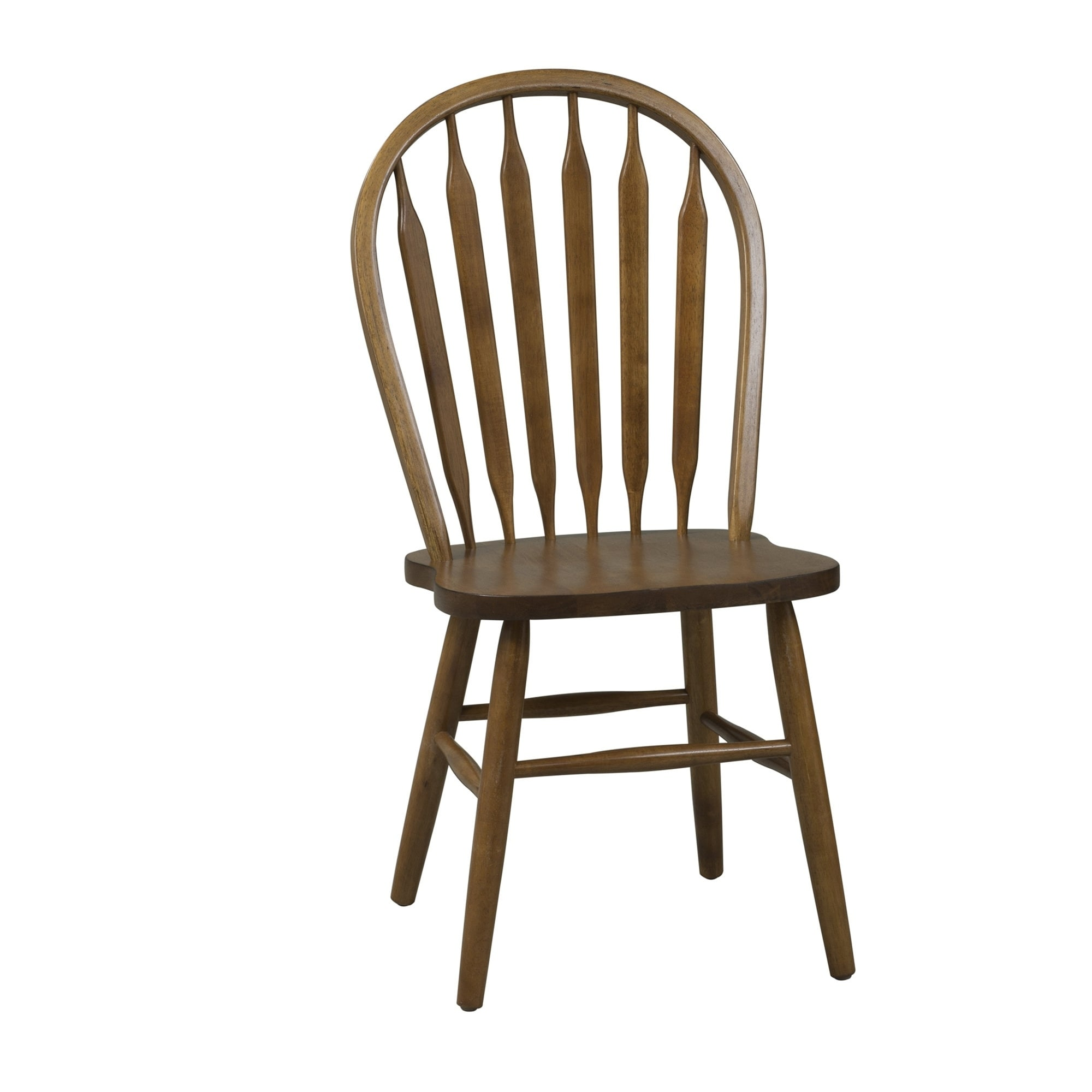Copper Grove Buckhill Traditional Oak Arrowback Dining Chair