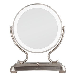 Zadro Surround 1x/5x Lighted Glamour Magnification Mirror
