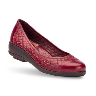 Women's Genevy Red Casual Shoes