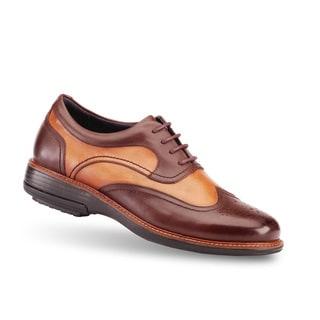 Men's Windsor Dress Brown Shoes