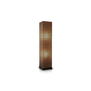 Bailey Modern Geometric Transitional Brown Indoor Floor Lamp
