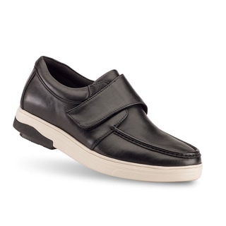 Men's Londonian Casual Dress Black Shoes