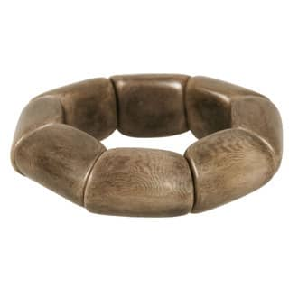 Handmade Riverbed Tagua Nut Bracelet in Brown - Faire Collection (Ecuador)|https://ak1.ostkcdn.com/images/products/9988967/P17139376.jpg?impolicy=medium