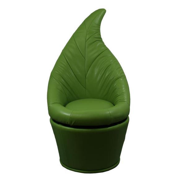 Green Leaf Swivel Chair Free Shipping Today Overstock