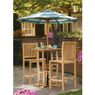Oxford Garden Sonoma 36 inch Round Bar Table