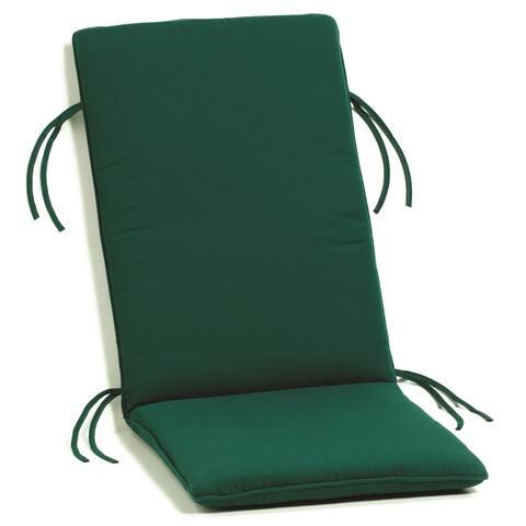 Oxford Garden Siena Reclining Armchair Sunbrella Cushion