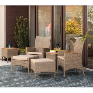 Oxford Garden Torbay Armchair (Set of 2)