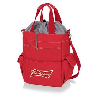 Activo Picnic Tote - Red (Budweiser ) Digital Print