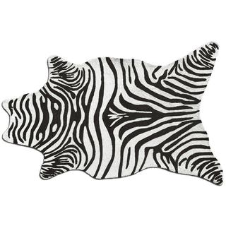 Striped Zebra Rug