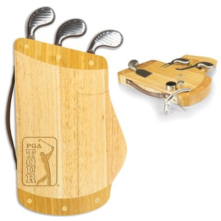 Cheese Board and Knife Set Caddy - PGA Tour