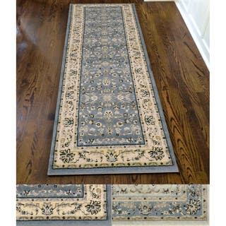 Admire Home Living Artisan Flora Area Rug (2'2 x 7'7)|https://ak1.ostkcdn.com/images/products/9989279/P17139760.jpg?impolicy=medium