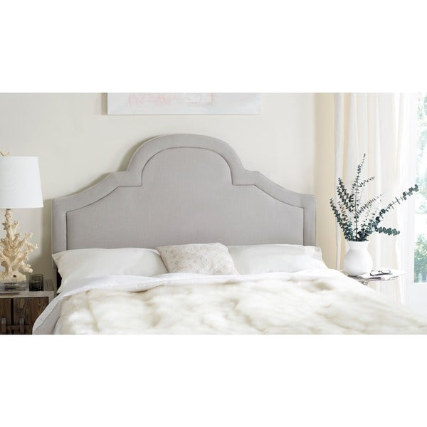 Safavieh Kerstin Arctic Grey Arched Headboard (King)