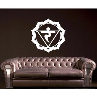 Ashok Chakra Symbol Vinyl Wall Art