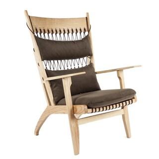 Hans Andersen Home Susa Wooden Lounge Chair